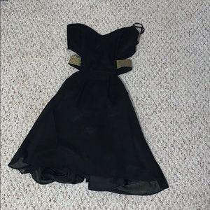 Paprik open back dress